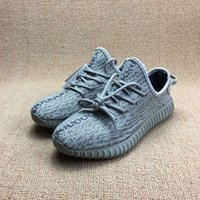 Cheap Cheap Yzy Shoes Best Men and Women Running Shoes Rubber Flat Boost 350 Kanye West Turtle dove Pirate Black Moonrock Oxford Tan 09