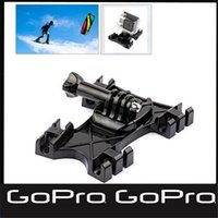 Wholesale Gopro Mounts buckle Surfing Kite adapter for GoPro Hero4 session Hero SupTig AEE SJ4000 Cameras GoPro Kite Mount