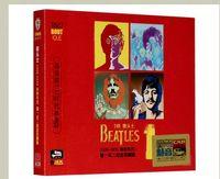 beatles songs - genuine The Beatles album The Beatles album cd music Beatles rock songs car cd cd discs full set of box sets