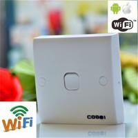 achat en gros de les commutateurs de réseau sans fil-6pcs HD 1280x720 Spy Invisible Commutateur WIFI Mini caméra de sécurité DVR Camcorder Nanny Wireless Network Cam Video Camera soutien Android et Ios