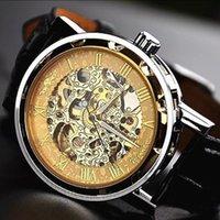 alloy winner - 2016 WINNER Mechanical Watches Fashion Watch Mens Watches Men Sports Watches watches men luxury brand Hand Winding