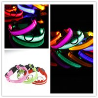basic lighting design - 500Pcs New Design LED Flashing LED Pet Collar Night Safety LED Light up Flashing Glow in the Dark JF