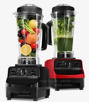 Wholesale 3HP W BPA FREE L commercial grade home professional green smoothie blender Vita mixer juicer food processor liquidiser