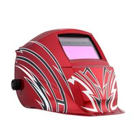 Wholesale Laser and Oxyacetylene Welding Mask Professional Arrows Solar Welding Helmet Welder Mask Auto Darkening