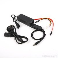 Wholesale High Quality New USB To SATA IDE Hard Drive HD HDD Converter Adapter Silver Cable L29425