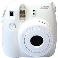 Wholesale Brand New Fuji instax mini black Fujifilm instant camera polaroid White