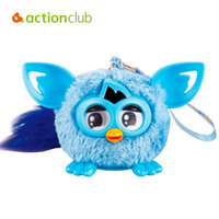Wholesale 2016 new Camera Electronic Talking Firbi Elves Toys firby Copy Voice Recording Repeat Plush phoebe kid Pet come with Russian or English box