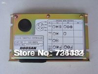 Wholesale Fast Engine throttle controller Accelerator controller S220LC V for Doosan Daewoo DH220 excavator part