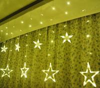 Wholesale 2015 WARM SWEET STAR LED LIGHTS YIHONG BRAND CLOD LIGHT SORCE RE USE H HIGH QUALITY ROMANCE STYLE