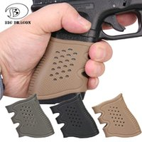 airsoft guns brands - brand new Airsoft sports Gun Ipsc Tactical GLOCK Antiskid Rubber Grip Glove for Glock