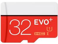 Wholesale Class EVO Plus GB GB GB Micr SD Card MicroSD TF Memory Card C10 Flash SDHC SD Adapter SDXC White Blue Retail Package moq