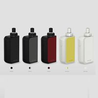 bf red - Authentic Joyetech Ego Aio Box Kit with mah Vape Mod ml Vaporizer All In One Kit fit BF SS316 ohm DHL free