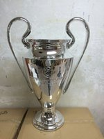 Wholesale CHAMPIONS LEAGUE EUROPEAN CUP TROPHY MODEL REALLY FULL SIZE REPLICA cm Tall Total Weight kg