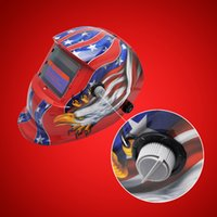 Wholesale New Arrival High Quality Pro Solar Auto Darkening Welding Helmet Arc Tig Mig Mask Grinding Welder Mask