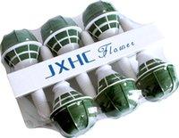 Wholesale Wedding Floral Decoration cm Foam Bouquet Holders Without Lace Centerpiece Arrangement Artificial Floral Supplies