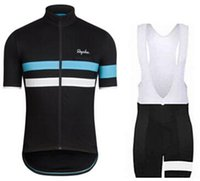 Wholesale Men Cycling Jersey Sets Pro Term Assos Bike Sportsuits Bicycle Jerseys Riding Clothing Britain rapha Racewear Bib Shorts Ropa Ciclismo