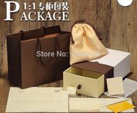 Wholesale 2016 high quality designer belt packing box Original Box L003