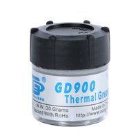 acrylic compound - N W g Gray GD900 Heat Sink Compound Thermal Grease Paste Silicone