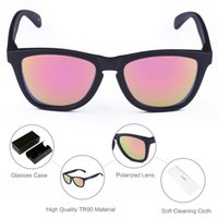 Sports bicycle sun glasses - 2016 polarized sunglasses mirror designer sunglasses CA007 driving sport sun glasses mm color Bicycle Glass with full box
