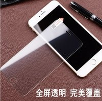 Wholesale iphone6S Screen Protector tempered glass film mm ultra thin high quality used for iphone6 s inch