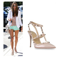 Wholesale chaussure femme zapatos mujer valentine shoes woman women pumps high heels ladies shoes summer shoes