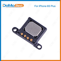 Wholesale Original New Ear Speaker for iPhone S plus inch earpiece Replacement