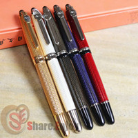 Wholesale OF DIFFERENT COLOR JINHAO EXECUTIVE ROLLER BALL PEN GOLDEN