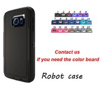 armor combine - 2in1 Combined Hybrid Rugged Defend Armor Shockproof PC SiliCone Box Commuter Case Cover For iPhone inch With Retail Box