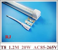 Wholesale integrated compact LED tube light lamp LED tube bulb mm M SMD2835 led lm0 W led W lm AC85 V input