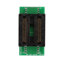 Wholesale High Quality ZIF Socket PSOP44 SOP44 to DIP44 SOP44 SOIC44 IC test socket programmer adapter converter for PIN Programmers