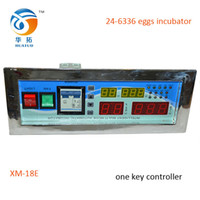 Wholesale XM EController Incubator Multifunctional Automatic Incubator Industrial incubators Temperature probe