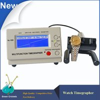Wholesale Timegrapher Watch Tester Machine Multifunction Timegrapher for Watches repairers and hobbyists