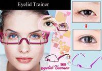 Wholesale 2PCS Newest Magic Double Eyelid Artifact Double Eyelid Glasses Double Eyelid Formation Artifact Eyelid Trainer