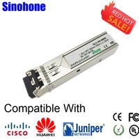 Wholesale Hot sale Good Performance Single mode nm km GSFP Transceiver Module Dual LC Connector With DDM