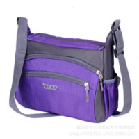 Wholesale 2016 Fashion Man Woman Shoulder Bags Hot Men Women Crossbody Bags Nylon Waterproof Casual Bags Travel Work Outdoor WUJ0174