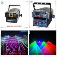 Wholesale 4W RGB full color animation laser pub disco laser light for party and club