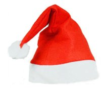 Wholesale Christmas hat Christmas supplies party hat Christmas hat non woven fabrics