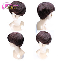 Wholesale Short Hair Wigs Different Hair Style Brazilian Indian Malaysian Peruvian Hair Five Different Hair Wig For You Choose