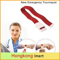 Wholesale Colored Tourniquet Quick Slow Release Medical Paramedic Sports Emergency Tourniquet Buckle and Ribbon which is gentle on the skin