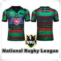 australia football jersey - With Logo name AIG Super NRL Australia Sydney Rabbitohs Rugby jersey England football shirt teams Sport