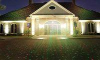 Wholesale R G Waterproof Outdoor Landscape Garden Xmas Laser Projector Moving Star Light CE ROHS FCC CSA UL