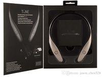 Wholesale Good qualit CSR4 HBS bluetooth headphones Wireless Sport Neckband Headset In ear Headphone Bluetooth CSR Stereo Earphones Headsets