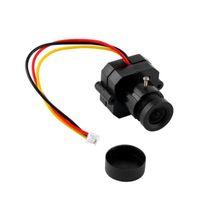 Wholesale Hot cross FPV Mini Camera PAL NTSC inch color CMOS tvl HD mini camcorder