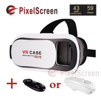 android smartphone cases - Hot Original VR CASE VR Virtual Reality D Glasses For quot quot Smartphone Wireless Bluetooth Gamepad