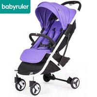 Wholesale Baby stroller easy fold easy open baby carriage baby travel car