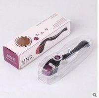 Wholesale 0 mm mm mm mm Needles Derma Micro Needle Skin Roller Dermatology Therapy Microneedle Dermaroller H8362 H8363 H8364 H8365