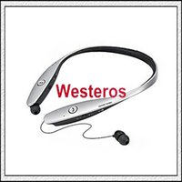 Universal apples cancellations - HBS S Bluetooth Wireless Sports Headset HBS S Headphone Earphone Noise Cancellation for iPhone Smart Mobile Phone Free DHL