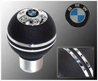Wholesale Leather Ball Gear Knob Gear Shift Knob manual Transmission MT For M3 M5 Z3 Z5 i i