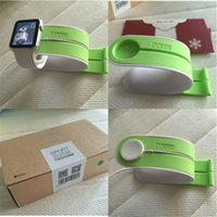 Wholesale LOCA Mobius Apple watch iphone charging stand holder iwatch charger Dock mount holder For iphone s plus ipad Mobile tablet Original New