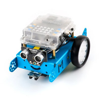 Wholesale 2016 Newest Makeblock Mbot V1 Programmable Kids Toys Educational birthday Gift Scratch Arduino DIY Smart Robot Car Kit